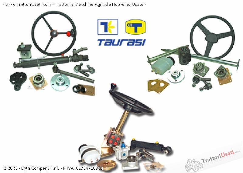 Foto Annuncio Impianti di guida idrostatica  - trattore fiat-same-landini-goldoni taurasi