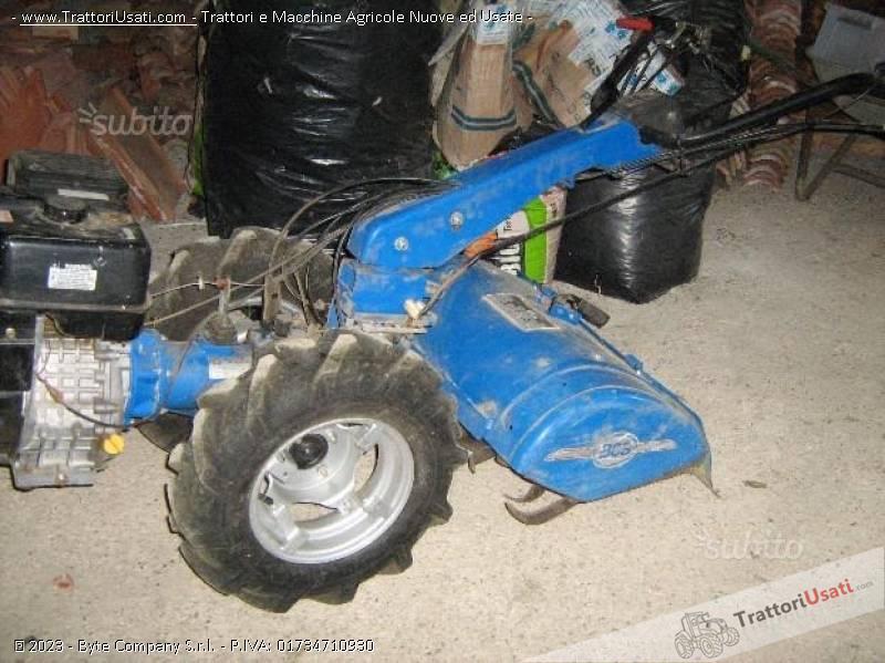 Foto Annuncio Motocoltivatore bcs - 650 benzina