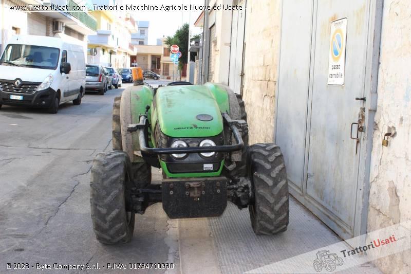 Foto Annuncio Trattore deutz fahr - agrolux 80
