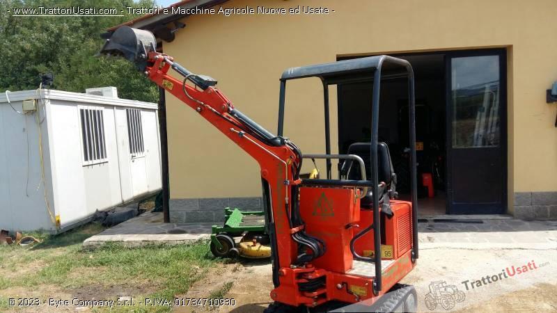 Foto Annuncio Escavatore  - es 90 eurocomach