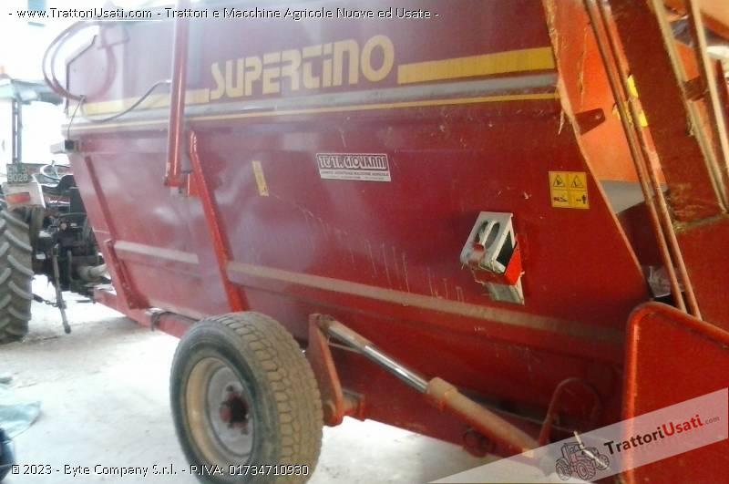 Foto Annuncio Carro miscelatore  - dm 8 supertino