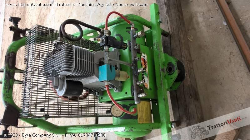 Foto Annuncio Compressore  - ideal a cardano