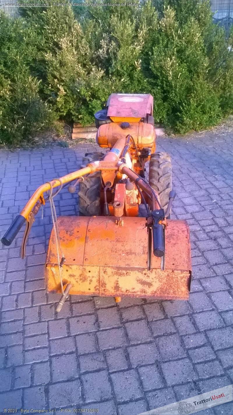 Foto Annuncio Motocoltivatori goldoni - b128 benzina