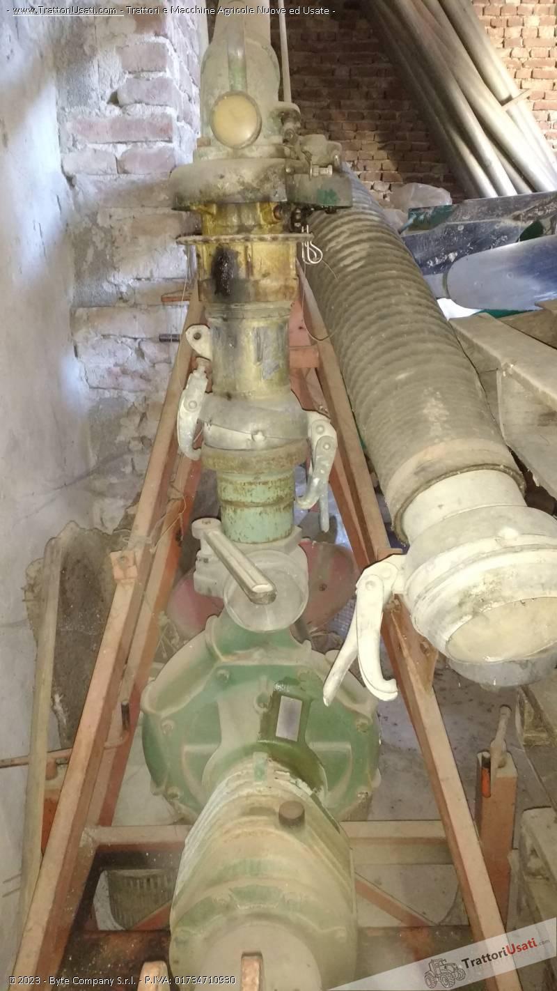 Foto Annuncio Pompa centrifuga  - mellini e martignoni