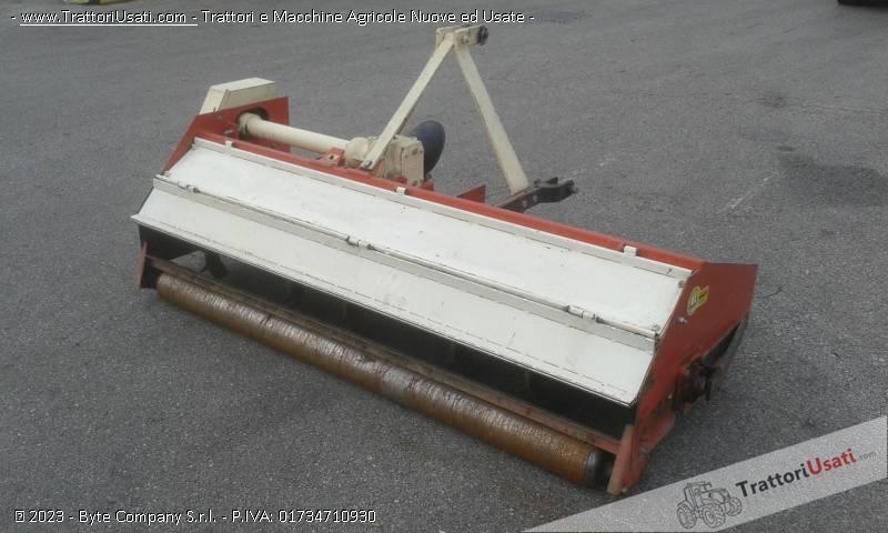 Foto Annuncio Trincia  - faza cm 180 a coltelli
