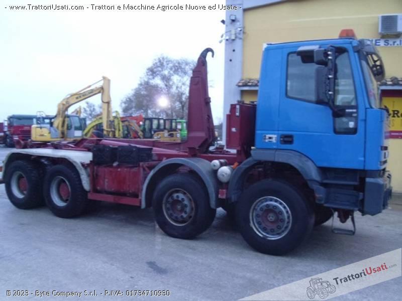 Foto Annuncio Autocarro  - iveco eurotrakker 410e42h