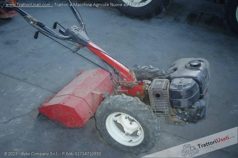 Foto Annuncio Motocoltivatore nibbi - mtc 506
