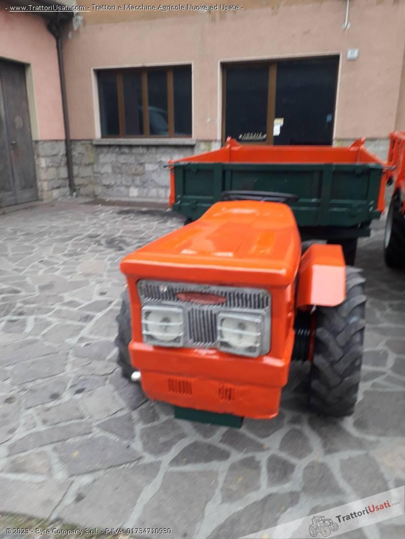 Foto Annuncio Motoagricola goldoni - 424