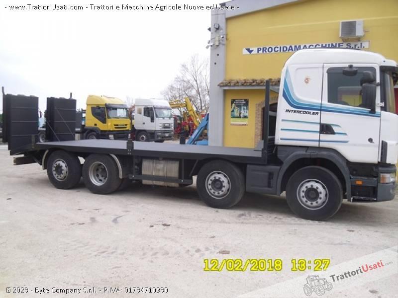 Foto Annuncio Autocarro  - r124-420 scania