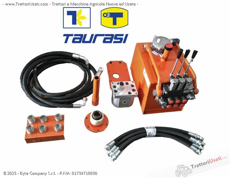 Foto Annuncio Impianto ausiliario idraulico  - per trattori cingolati taurasi