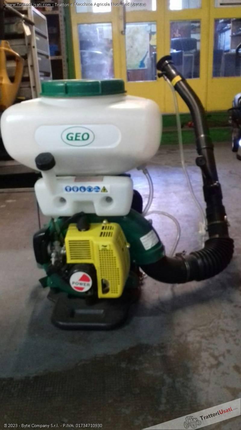 Foto Annuncio Atomizzatore e soffiatore  - geo per liquidi e polveri