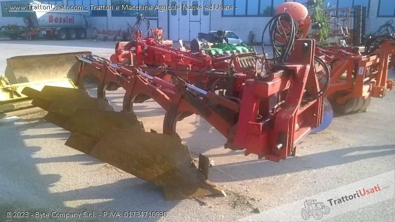 Foto Annuncio Aratro quadrivomere  - serie pesante siderman