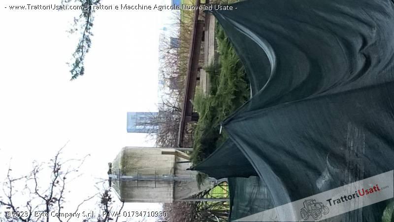 Foto Annuncio Silos  - in vetroresina da 40 q